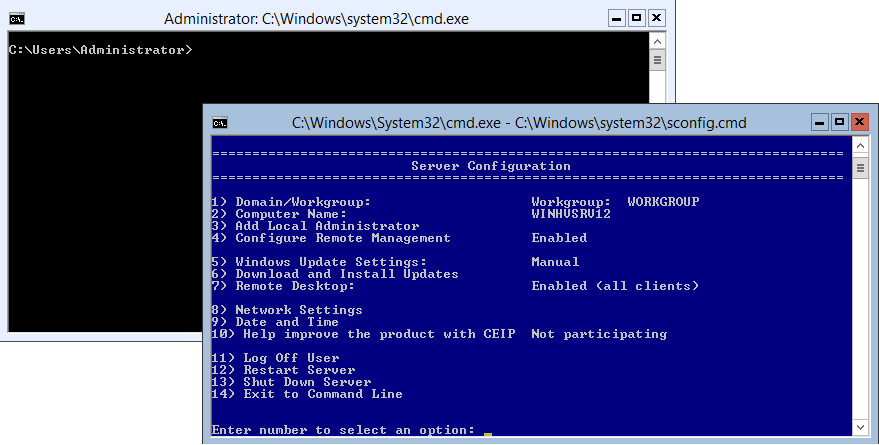 Image:Screenshot-hyperv-r2-console png - innovaphone-wiki