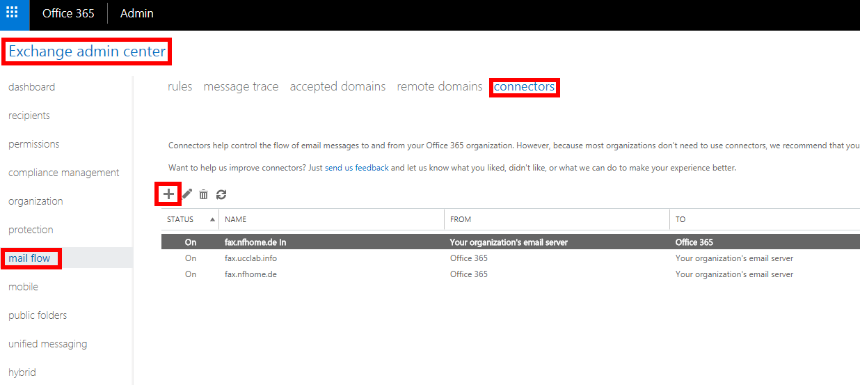 Howto:Microsoft Office 365 Recommended Product Testreport