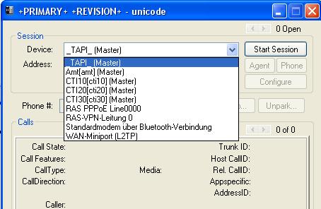 Howto:CTI Remote Test PBX - innovaphone-wiki