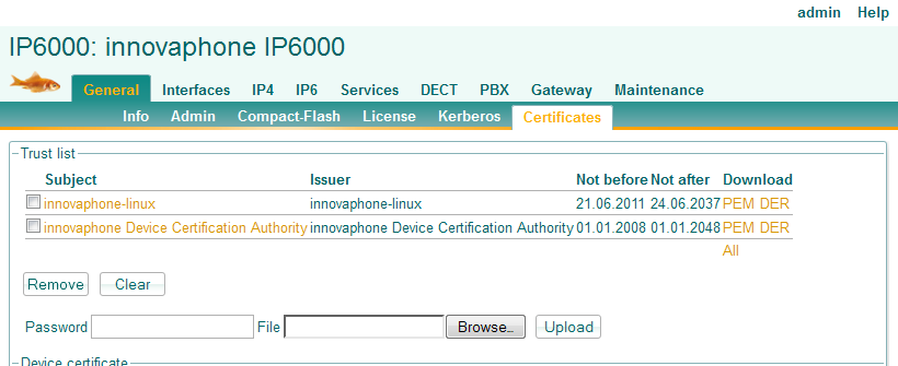 Howto:Step-by-step faxserver installation - innovaphone-wiki