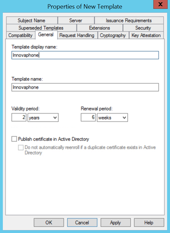 Howtocreating custom certificates using a windows certificate imagecaw2k124g yelopaper Image collections