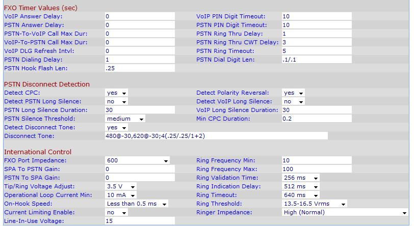 Howto:Analog Trunk (FXO) with Linksys SPA3102 - innovaphone-wiki
